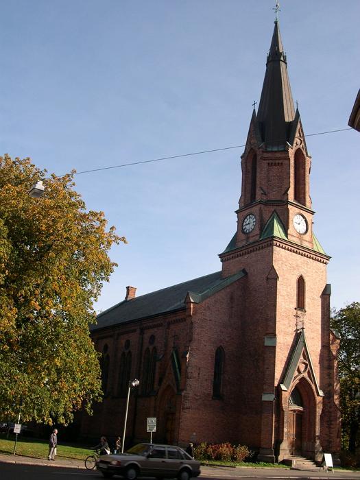jakob kirken oslo
