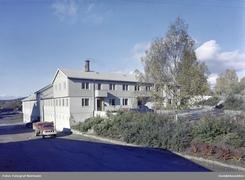 Brumunddal Potetmel- og Sagofabrikk, BrumunddalFoto: Fotograf Normann / Domkirkeodden <br>