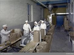 Brumunddal PotetmelfabrikkFoto: Normann / Domkirkeodden<br>