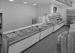Frysedisker for dagligvarehandelen ble et stort produkt på 1950- og 60-tallet.Foto: Schrøder / Sverresborg<br>