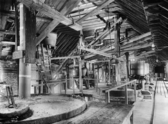 Nitroglycerin-Compagniet, Hurum,  interiør, produksjonslokale, syrekokeriFoto: OsloMuseum, Wilse, Anders Beer<br>