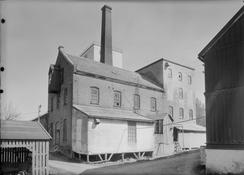 Sundnes brenneri - Potetindustrier på InderøyFoto: Schrøder / Sverresborg Trøndelag Folkemuseum <br>