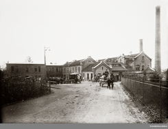 Melkefabrikken på Kapp, ca. 1912Foto: Domkirkeodden HHB-14171<br>