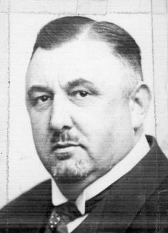 Anders Emil Ryberg (1878-1929) sto for etablering og teknisk ledelse av en rekke papirfabrikker.Foto: Made in Drammen<br>