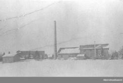 Fabrikken i Gansdalen ca. 1920Foto: Akershusbasen<br>