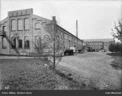 Bygningen fra 1907 fotografert av Wilse. Foto: Wilse / Oslo Museum<br>
