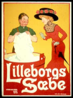 LIlleborg ble et av landets mest kjente varemerker.