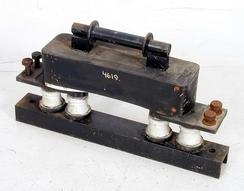 Sikringselement produsert av Brødrene Braathen, NTM 4619