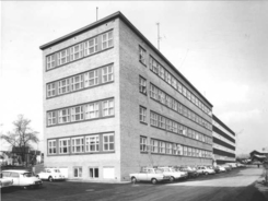 Grenseveien 86, 1960-tallet. Telemuseet TELE 1993 1 209 024