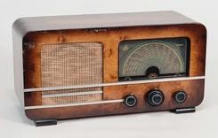 Radio bygget for tyskerne i 1943, NTM 13527