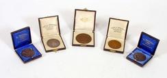 Medaljer fra Industriutstillinger, NTM 20541