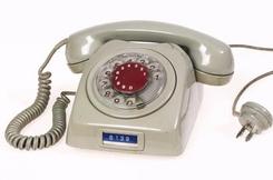 NTM 23339.d1: Bordtelefonapparat fra 1965