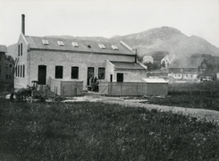 Fabrikken på Solheim i 1911.Foto: Ukjend<br>