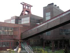 Zeche Zollverein, Essen Foto: Dag Andreassen<br>