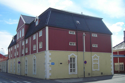 Bryggeriets første lokaler, Sukkerhuset