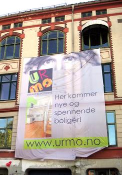 Selskapet UrMo (Urbant og Moderne...) bygde om den gamle fabrikken til særpregede leiligheter fra 2006. Dev ble lagt vekt på vern av bygningshistorikk og spenstige planløsninger i et etter hvert attraktivt bomiljø på Nedre Grünerløkka.Foto: NTM / Dag Andreassen<br>