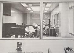 Sterilavdelingen på BRedtvedt, kort tid etter åpning i 1971Foto: Scan fra jubileumsbok NAF<br>