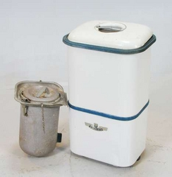 Evalet vaskemaskin med sentrifuge, NTM 20259