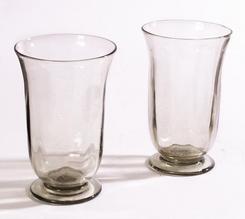 Glass tilhørende heis fra Fortuna, NTM 1010.4