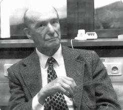 Helmer Dahl var initiativtaker til NERA radiolinjevirksomhet i BergenFoto: NERA museum<br>