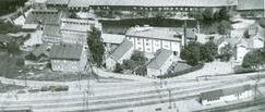 Barnengens fabrikk på 1930-tallet