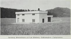 På et jorde i Barkåker ved Tønsberg sto den første fabrikken til Jarlsberg Mineralvann