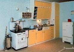 KPS satte sterkt preg på norske hjem på 1950- og 60-tallet. Her fra Norsk TEknisk Museums utstilling.