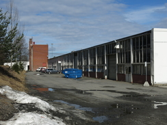 Den forlatte Evalet-fabrikken på Lørenskog, foto 2917Foto: Dag Andreassen<br>