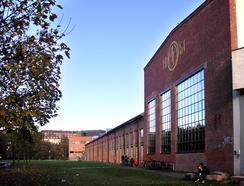 Studioer for Hoten Cæcar fikk plass i maskinhallen fra 1961.Foto: Dag Andreassen, NTM 2006<br>