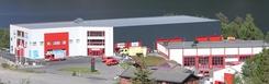 Egenes Brannteknikk etablerte ny fabrikk for sine brannbilder og andre kjøretøy ved NulandsvikaFoto: Egenes Brannteknikk<br>