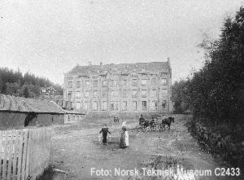 Nydalens Compagnie 1870 Foto: NTM