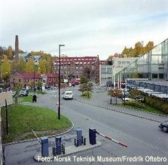 Nydalen 1999. Foto: NTM
