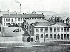 Tegning fra 1917