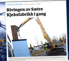 Foto: faksimile Østlandets Blad, web<br>