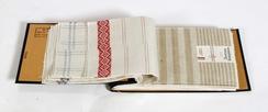 Prøver av håndkledreil, NTM 4070