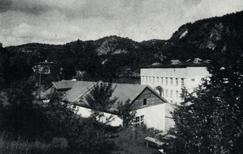 Skjermdump fra boken Høie fabrikker 1850-1950. Billedteksten var