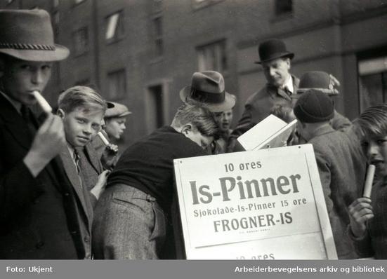 Iskrem 1938 (Ingressbilde)