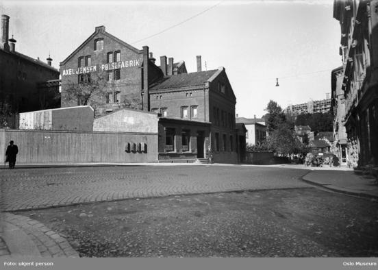 Axel Jensen pølsefabrikk (Ingressbilde)