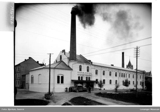Melkefabrikken Levanger (Ingressbilde)