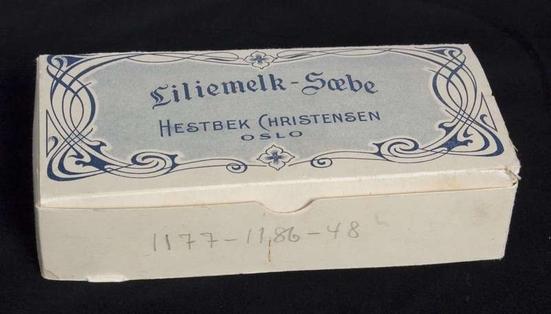 Hestbek Christensen såpe (Ingressbilde)