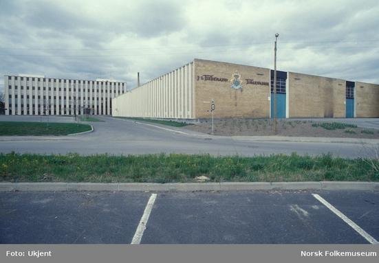 Teidemanns på Ensjø / Hovin (Ingressbilde)