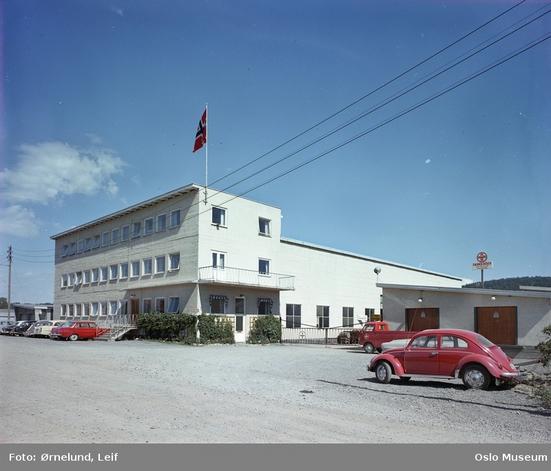 AMA-fabrikken på Furuset (Ingressbilde)
