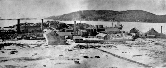 Mandal Paraffin Olie Company (Ingressbilde)