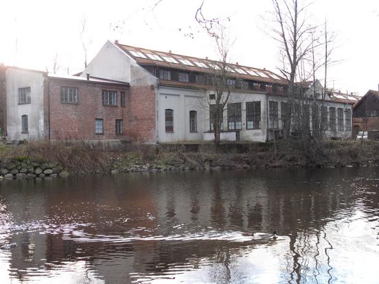 Kjelsås Bruk - Mustad ved Brekkedamen / Teknisk museum