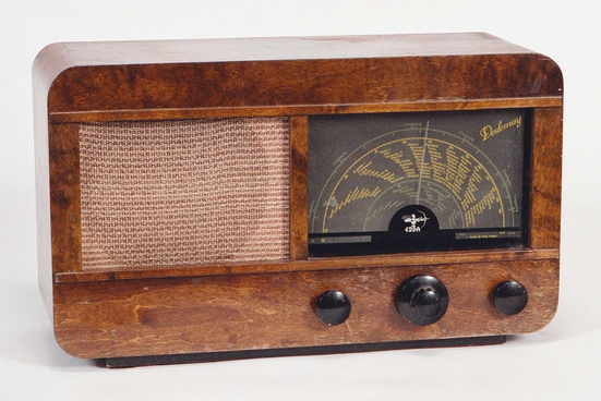radio (Ingressbilde)