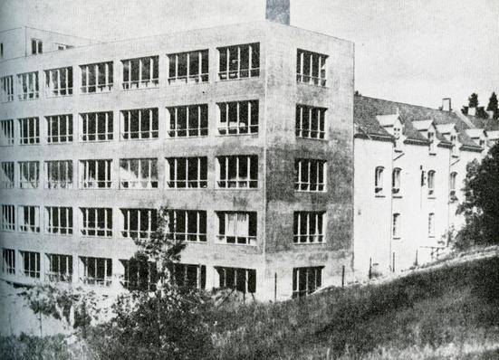 Odlo Fabrikker 1952 (Ingressbilde)