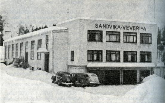 Sandvika Veveri (Ingressbilde)