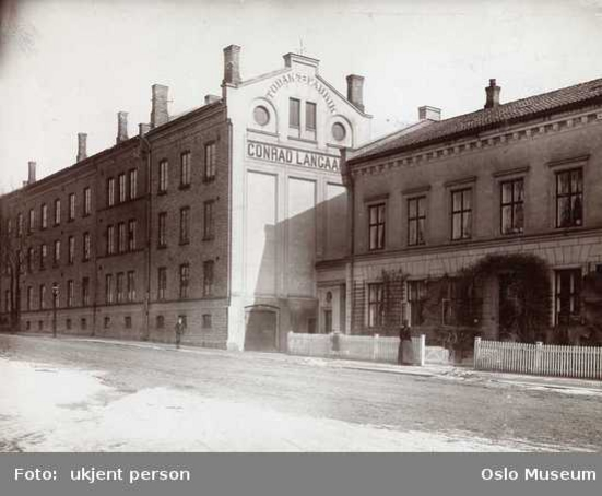 C.Langaard i Pilestredet 56 (Ingressbilde)