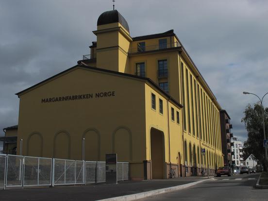 Margarinfabrikken Norge (Ingressbilde)
