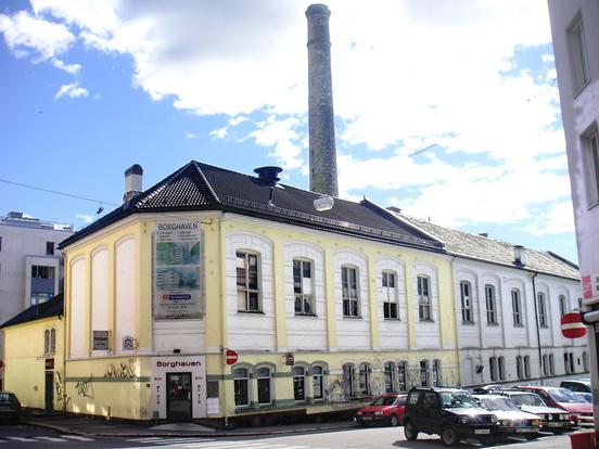 Pellerin margarin på Tøyen